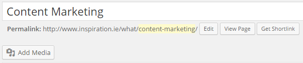 Wordpress seo ireland dublin search engine optimisation